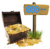 888 Poker Bonus καλωσορισματος