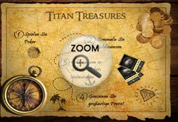 Die Goldmünzen und Titan Treasures