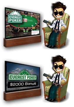 everest poker bonus code