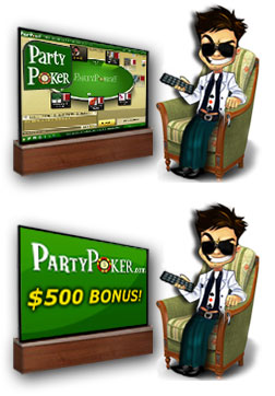party poker auszahlung