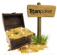 titan poker test